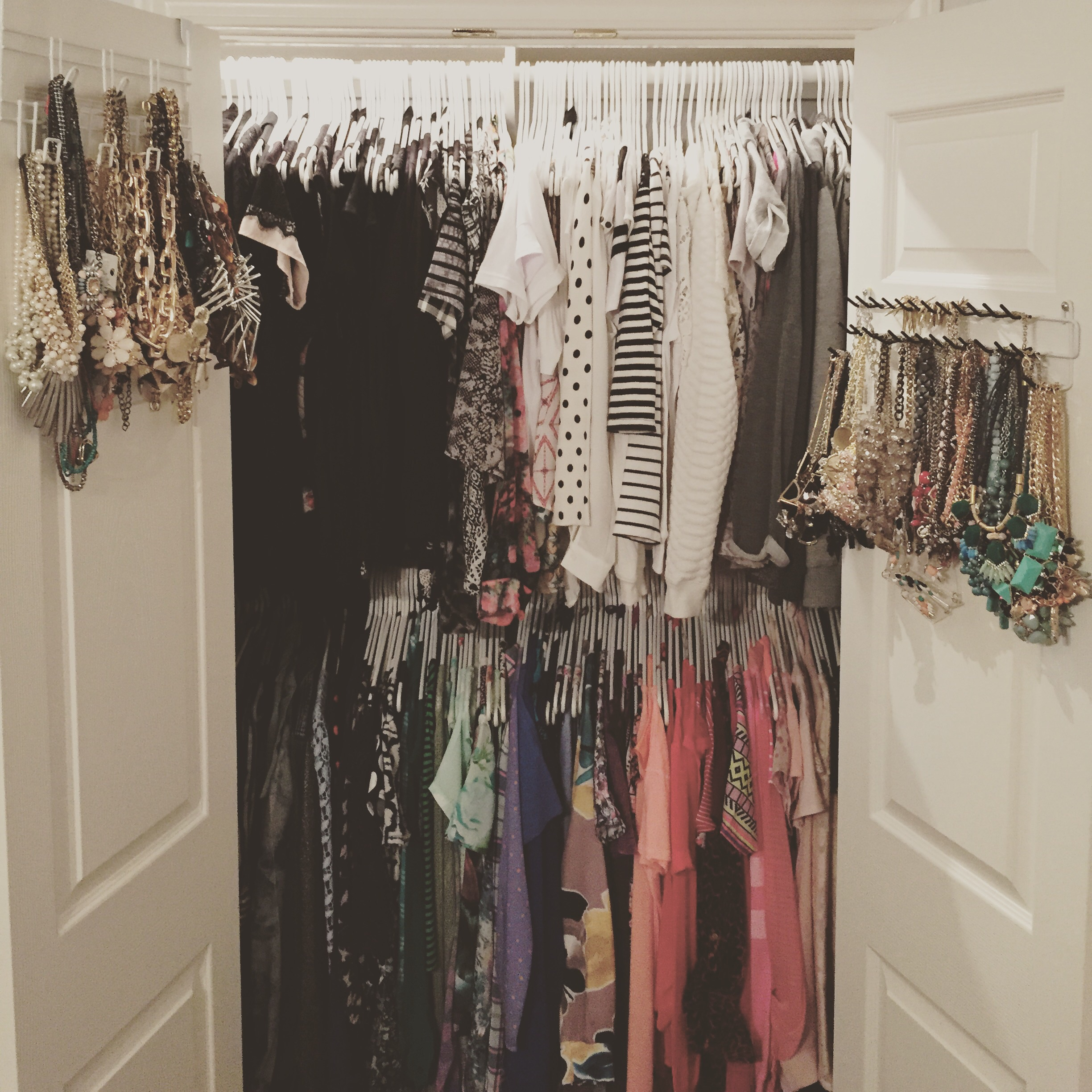 A PLACE FOR EVERYTHING & EVERYTHING IN ITS PLACE: CLOSET CLEAN-OUT 101