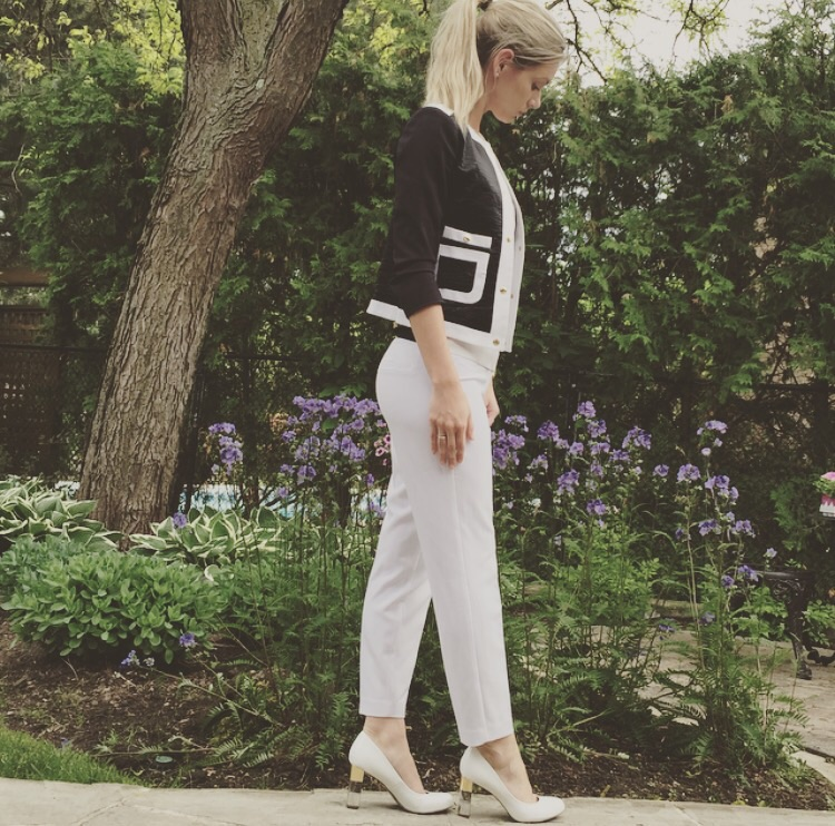 All White Everything Ootd Staffordable Blog