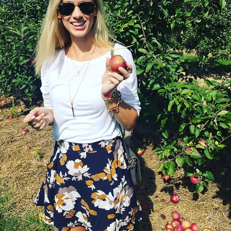 OOTD: Apple- Picking