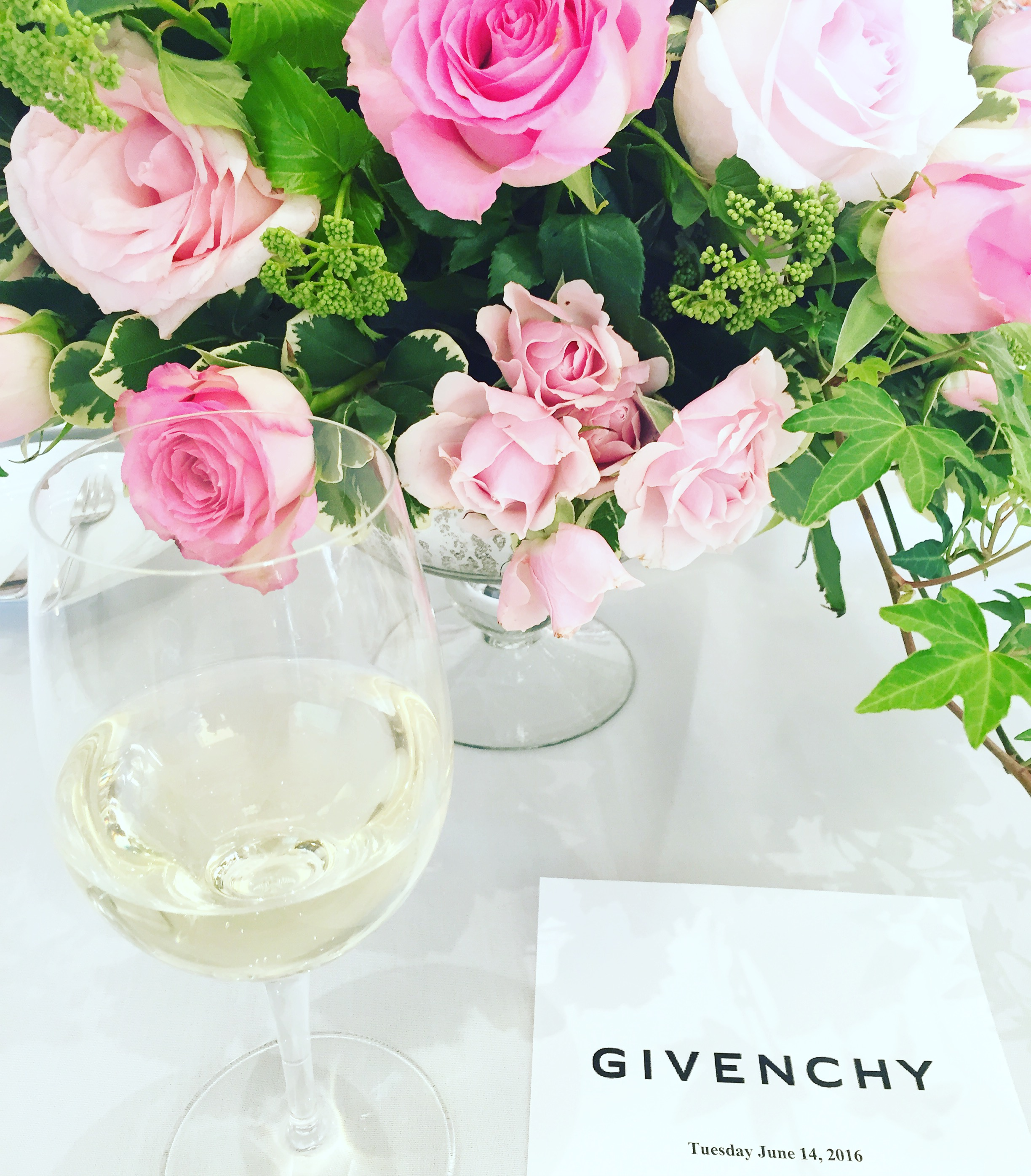 Givenchy- Art of Perfumery Dinner